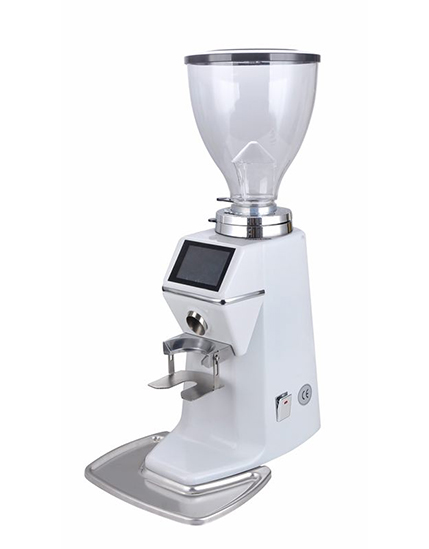 Electronic Touchscreen Coffee Grinder Dosers